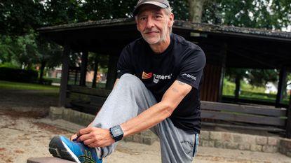 Ultraloper Alain organiseert jogging voor revalidatiecentrum