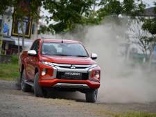 Mitsubishi vernieuwt de L200 nog eenmaal helemaal zelf