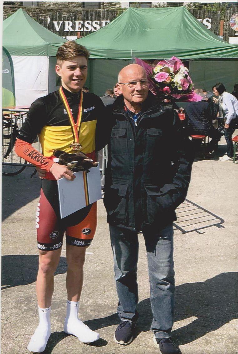 Fred Vandervennet en Remco Eevenpoel