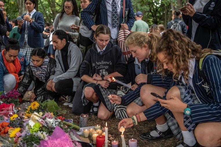 Christchurch, Nieuw-Zeeland.  Beeld Getty Images
