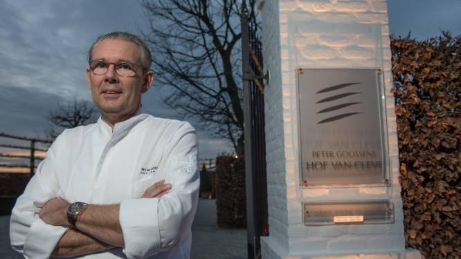 """Hof van Cleve behoudt drie Michelinsterren: """"Enige positieve aan deze crisis? Dat ik meer tijd heb voor mijn vrouw"""""""
