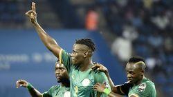 Kara en Kabananga kleuren het team van de Africa Cup 'Belgisch'