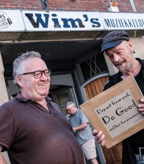 Lp's vliegen de winkel uit bij Wim's Muziekkelder: hoogste omzet sinds 2013