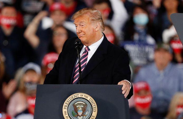 President Donald J. Trump.