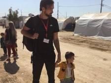 Mark (30) hielp vluchtelingen in Irak: 'Meest bijzondere uit m'n leven'
