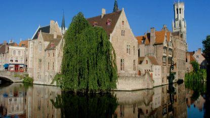 Dieven stelen kluis in restaurant langs Rozenhoedkaai in hartje Brugge