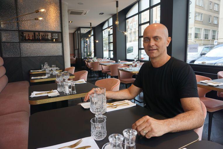 ZAZ Cuisine in de Van Iseghemlaan van Michele D'Abramo is de nieuwe culinaire aanwinst voor Oostende.