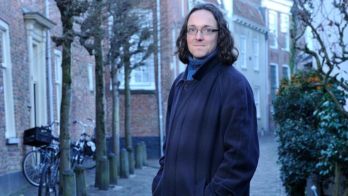 """David van den Bosch: ,,Het is mijn bedoeling zo toegankelijk mogelijk te schrijven."""""""