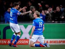 Bij FC Den Bosch was de opluchting bij alles en iedereen voelbaar