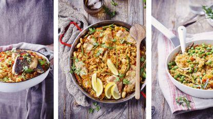 Paella por favor: 3 x de lekkerste recepten