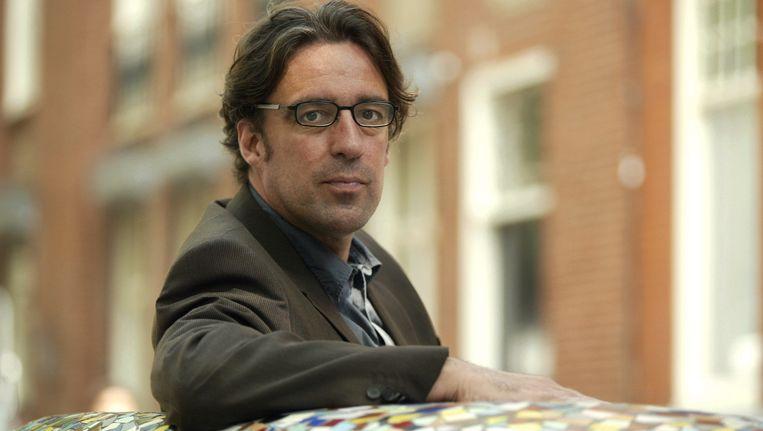 Joost Zwagerman, 2003. Beeld anp