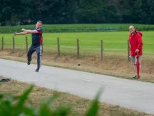 Klootschietbekers voor Oud Ootmarsum en 't Hooge