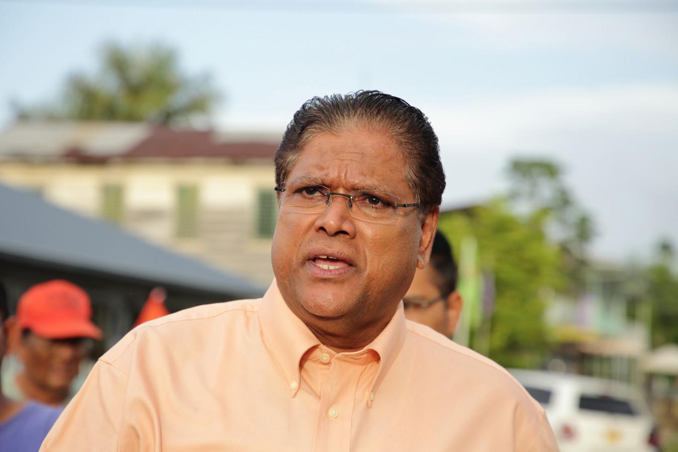 Chan Santokhi wordt de nieuwe regeringsleider van Suriname.