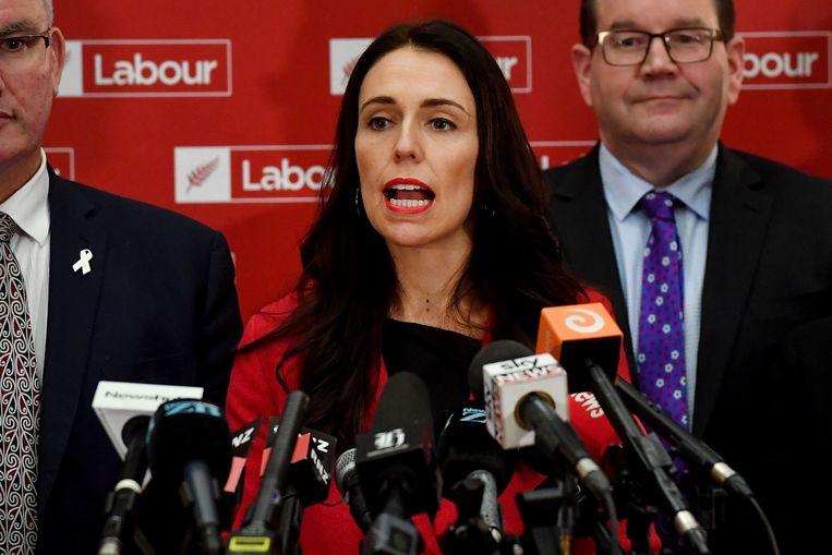 Kersverse Partijleider In Nieuw-Zeeland Wordt Na Zeven Uur