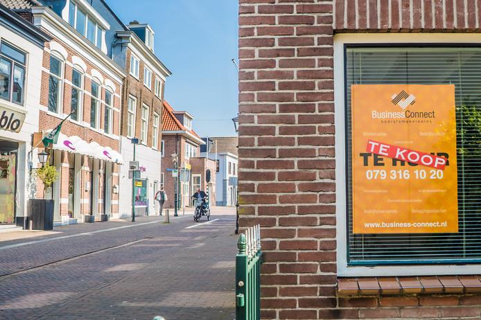 Dorpsstraat Zoetermeer | Ter illustratie