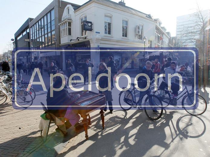 fietsers op de bon voor verlichting apeldoorn destentornl