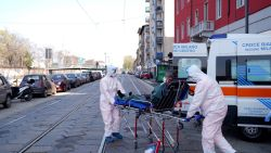 Hoopgevend nieuws uit Italië: aantal mensen op intensieve zorgen daalt voor het eerst