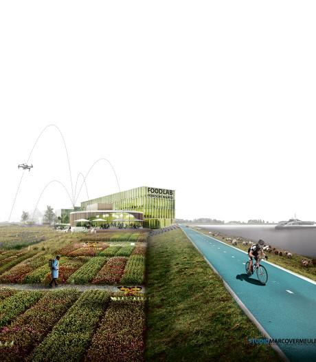 'Project Foodlab' Hoeksche Waard  komt in een stroomvernelling