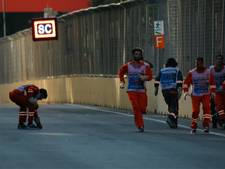 Chaotische GP van Azerbeidzjan ligt kwartier stil