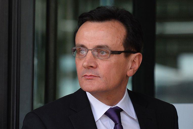 AstraZeneca-topman Pascal Soriot. Beeld Hollandse Hoogte / AFP