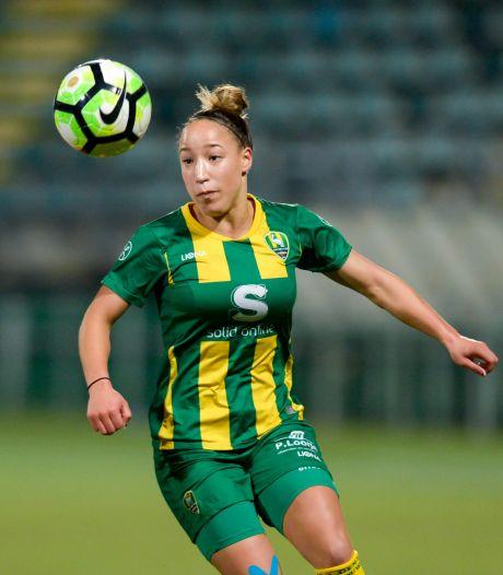 Zeeuwse voetbalster Sharona Tieleman ziet nog wel wat hobbels voor herstart eredivisie