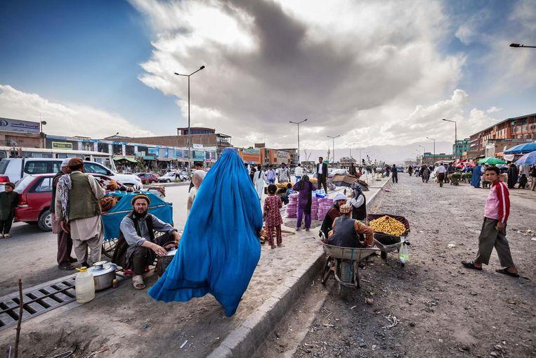 Jeroen Swolfs maakte al straatfoto's in het Afghaanse Kabul. Beeld Jeroen Swolfs