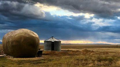 Een gigantische aardappel en 6 andere bijzondere overnachtingsplekken op Airbnb
