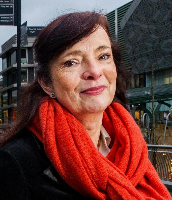 Gemeentelijke Ombudsman Anne Mieke Zwaneveld.