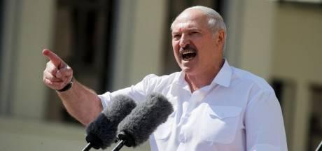 Les ministres des 27 s'accordent pour sanctionner le président Loukachenko