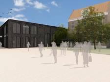 Nieuwe Weeshuispassage in Zwolle moet iets minder zwart dan de architect wil