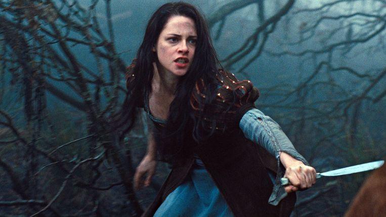 Kristen Stewart in Snow White and the Huntsman van Rupert Sanders. Beeld