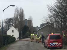 Groot alarm om vuurwerkbom in Krimpen aan den IJssel
