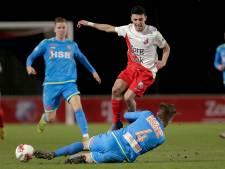 De Graafschap ziet concurrent FC Volendam struikelen bij Jong FC Utrecht
