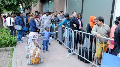 Historische asielachterstand zo goed als weggewerkt
