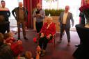 Anneke van Esch viert haar honderdste verjaardag in Park Stanislaus