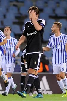 Rosenborg hard onderuit bij Sociedad