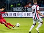 Heerenveen blijft ongeslagen na winst op Willem II