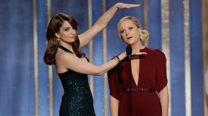 Amy Poehler en Tina Fey presenteren volgend jaar Golden Globes