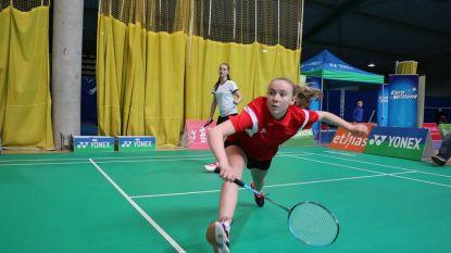 Medailles voor badmintonclub