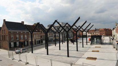 Feestelijke opening vernieuwd plein duurt 4 dagen