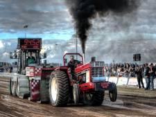 Tractorpulling Oudenbosch: 'Onze kleibanen zijn in trek'
