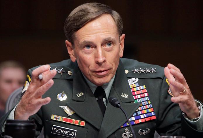David Petraeus is een van de meeste gedecoreerde militairen van de Verenigde Staten.