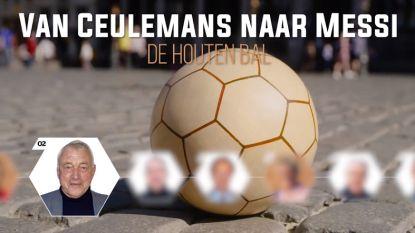 """De Houten Bal aflevering 2: Paul Van Himst - """"De grootste Belgische voetballer aller tijden"""""""