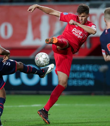 Reserves FC Twente verslaan reserves Jong Utrecht