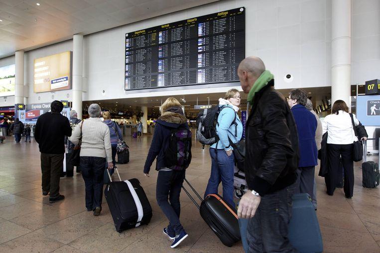 Brussels Airport verwacht vrijdag 40.000 vertrekkers. (archieffoto)