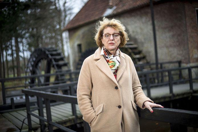 Ineke Bakker is waarnemend burgemeester op Urk.