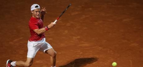 Schwartzman naar eerste mastersfinale in Rome