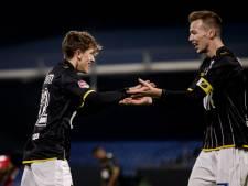 Van der Gaag blij met eerste NAC-goal: 'Mooi om te scoren op een belangrijk moment'