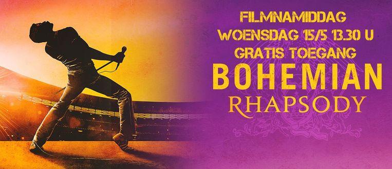 Jeugdhuis Brieljant draait Bohemian Rhapsody.