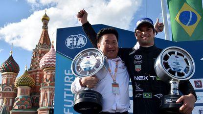 Piquet Jr zegeviert in Formule E, d'Ambrosio 12e